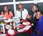 guests at the 2011 Diaspora dinner held at the Serena Hotel last Thursday. PHOTO BY KALUNGI KABUYE