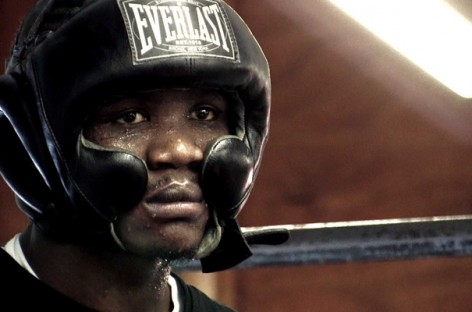 "Ugandan Boxer, Former Child Soldier, Kassim Ouma ""The Dream"""