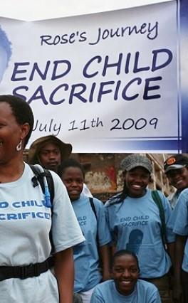 Rose Nanyonga, An Anti-Child Sacrifice Advocate and Ambassador for the Poor