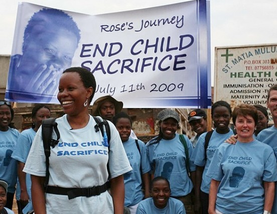 Rose Nanyonga, An Anti-Child Sacrifice Advocate and Ambassador for the Poor