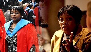 Justice Julia Sebutinde, University of Edinburgh  Honorary Degree Recipient