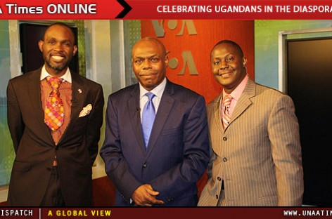 VIDEO ~ VOA's Shaka Sali Interviews Ronnie Mayanja, Editor of UNAA Times and the Ugandan Diaspora Magazine