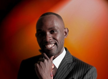 Derreck Kayongo, a Ugandan is CNN HERO, TOP 10 2011, Global Soap Project CEO