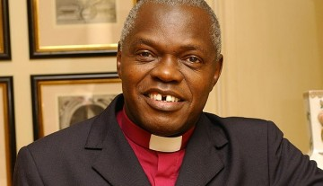 Ugandan-born Dr. John Sentamu, as Archbishop of York, is the UK's first black archbishop