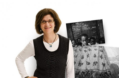 Honoring Friends of Uganda ~ Photographer Gloria Baker Feinstein, from Kansas City, Missouri