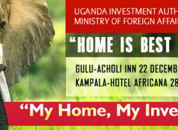 "SPONSOR/PARTNER UPDATES ~ Uganda Investment Authority (UIA) Invites you to 5th ""Home is Best"" Diaspora Summit, 2011"