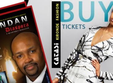 In Uganda ~ Buy Tickets at Pearl of Africa Tours Office, Nakumatt Oasis ~ Ugandan Diaspora Social Networking Event