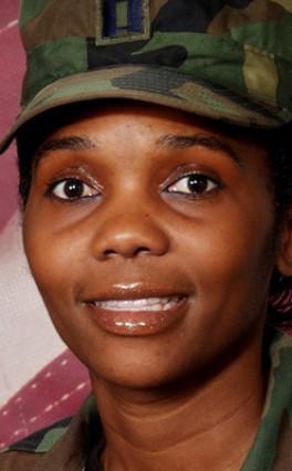 US Airforce Captain Lukiah Mulumba, a Ugandan, featured on MSNBC, Sickle Cells Expose