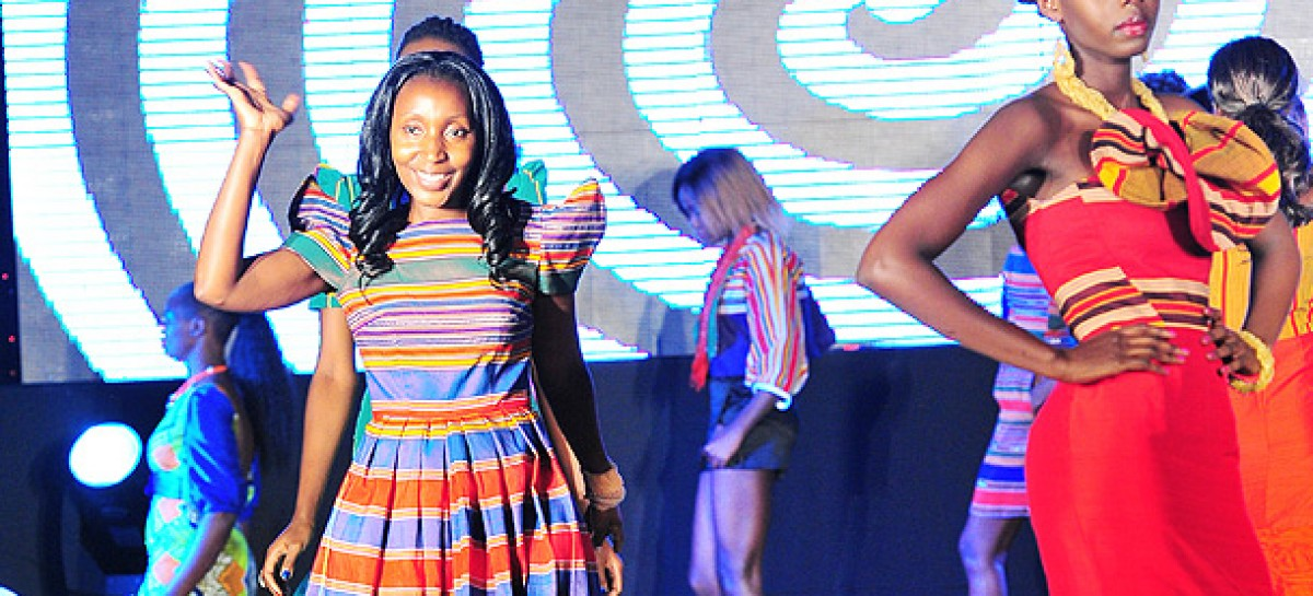 Solome Katongole's Fashion Show at the 2011 Ugandan Diaspora Social Networking Event