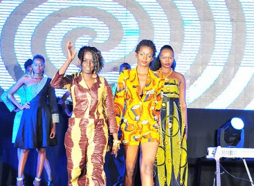 Stella Atal's Fashion Show at the 2011 Ugandan Diaspora Social Networking Event