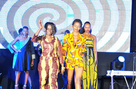 Stella Atal's Fashion Show at the 2011 Ugandan Diaspora Social Networking Event