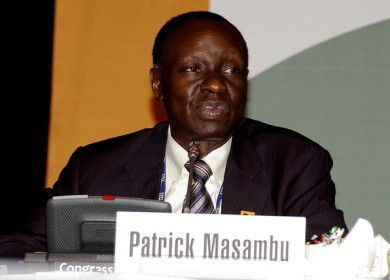 patrick masambu