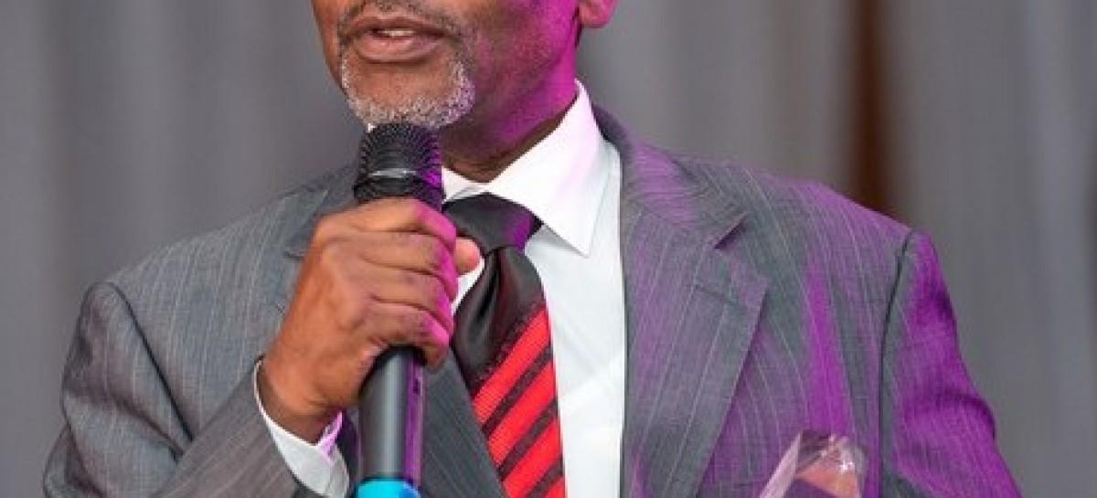 Dr. Bulaimu Muwanga Kibirige (BMK) – recipient of the Diaspora Lifetime Award 2014