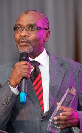 Dr. Bulaimu Muwanga Kibirige (BMK) – recipient of the Diaspora Lifetime Award 2014