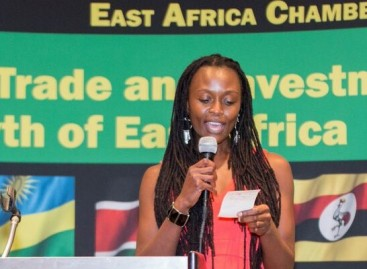 Elsa Juko-McDowell | Appointed New East African Chamber of Commerce – Dallas President
