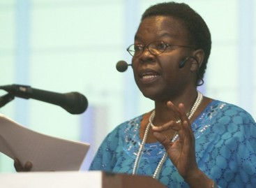 Ms. Victoria Sekitoleko – Former UN Representative For FAO in China and Founder Uganda China Community Cultural Center.