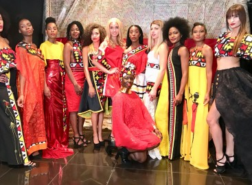 Stella Atal | Paris Based Ugandan Fashion designer to Showcase At the 7th Diaspora Gala in Kampala