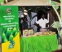 One of the stalls at the 2011 Diaspora dinner held at the Serena Hotel last Thursday. PHOTO BY KALUNGI KABUYE